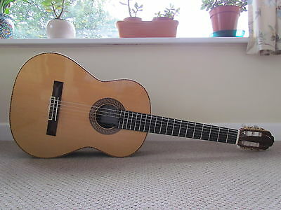 1999 Handmade Concert Classical Guitar by UK master luthier DAVID ODDY