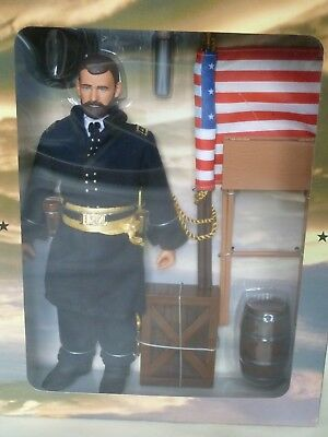 Exclusive 1998 Hasbro Gi Joe Timeless Collection 12 Inch General Ulysses S Grant