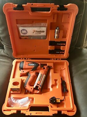Paslode Im65A F16 Cordless Brad Nail Gun, Fully Cleaned & Serviced