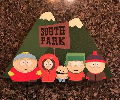 1998 South Park Magnet