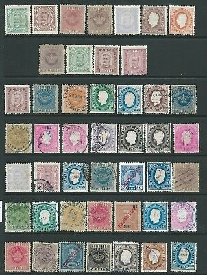 Portuguese  Colonies Nice Lot Earlier Used Umused With Better Interesting!