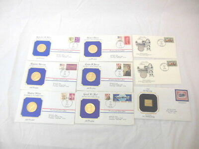 2G Group Of Speical Collector Edition U.S. Mint Presidental Medal Coins & More!