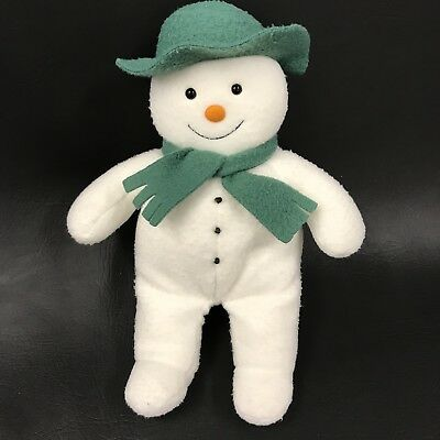 "12"" Raymond Briggs Plush The Snowman Eden B4"