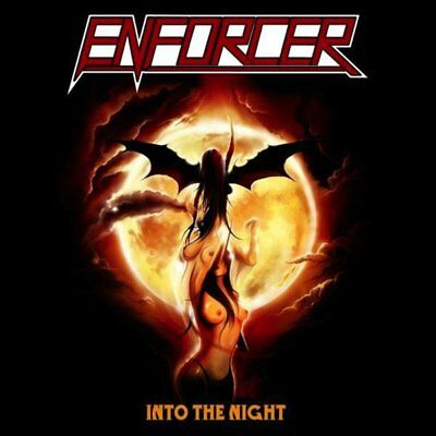Enforcer - Into The Night (Euro. 2012 reissue) - CD - New