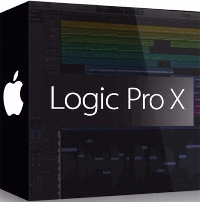 Logic Pro X 10.3.2 - Full Version (Apple)