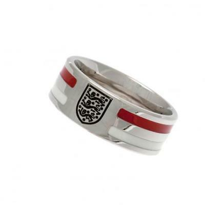 Official Football England F.A. Colour Stripe Ring Small Xmas Gift