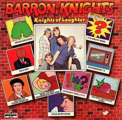 The Barron Knights - Knights Of Laughter (Vinyl)