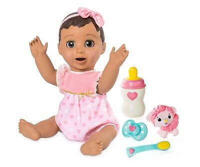 Luvabella - Brunette Hair - Responsive Baby Doll Realistic Expressions **ON HAND
