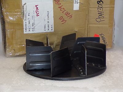 """Grizzly P0443013 12-1/2"""" Dust Collector Impeller New In Box"""
