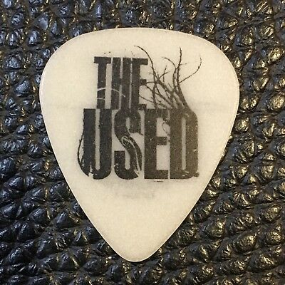 The Used - Real Tour Guitar Pick