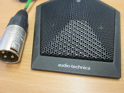 Audio-Technica AT871UG Unidirectional Table Boundary Microphone