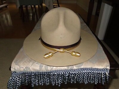 South Dakota Highway Patrol State Police Hat Campaign Stratton Smokey