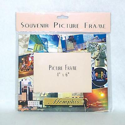 Memphis (2) Scenic Collage Paper Photo Frame Wedding Favors, Gifts Bachelorette
