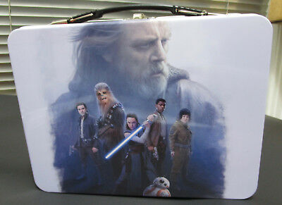 Star Wars The Last Jedi Movie Force Friday  Lunch Box Fan Expo Exclusive 2017
