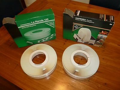 Hanimex La Ronde 120 Slide Rotary Magazine Drum for Projectors