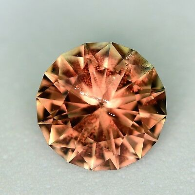 CUSTOM CUT - 9MM - 2.36ct - OREGON SUNSTONE - USA