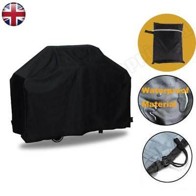 BBQ Cover Outdoor Waterproof Barbecue Covers Garden Patio Grill Protector In UK