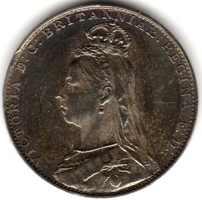 1888 Victoria Silver Fourpence/Groat***Collectors***