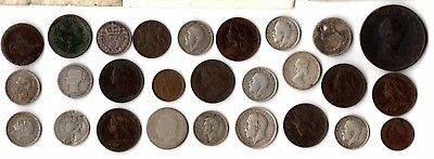 Mix Of World Coins Including Silver***Collectors***(WC001)