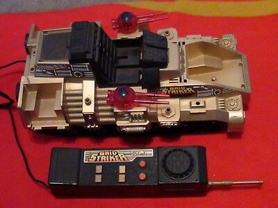 Grid Striker - Remote Controlled Vehicle 1983 Echo Industrial Co.