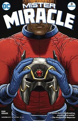 Mister Miracle #3 (Of 12) - Dc -  Release Date 11/10/17
