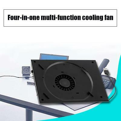 New 4-in 1 Multifunction Cooling fan seat  Charging Dock Station for Xbox one KI