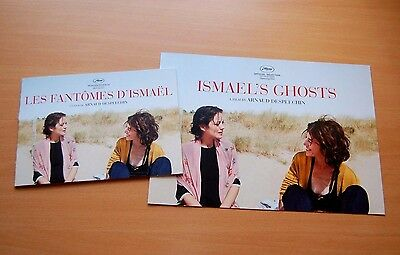 ISMAEL'S GHOSTS English & French Presskit Cannes 2017 Charlotte Gainsbourg