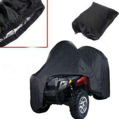 XXL Large Waterproof Quad Bike ATV Storage Cover Universal Fit 4 Wheel BABTV