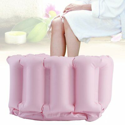 1*Pedicure Inflatable Foot Basin Soak Wash Foot Spa Relax Home Use Foldable Hot