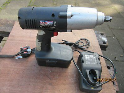 "Sealy Impact Wrench 1/2"" Drive"