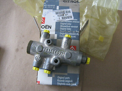 Citroen Xantia and XM anti-sink valve - part number 529301