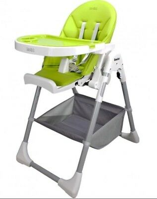 Brotish Comfortable Baby High Chair Safety Feeding Chair Booster Seat