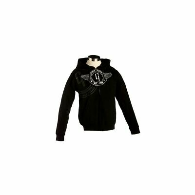 "Gibson Mens Hoodie ""Flying G"" Small"