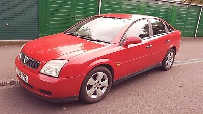 Vauxhall Vectra Club 16V 1.8 Petrol 53 Reg 114M Alloy MOT 03/18 CD Changer