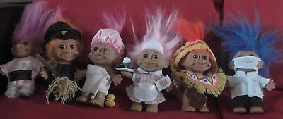 Trolls By Russ Possibly Vintage