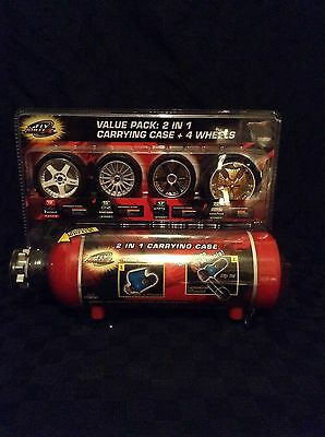 NIP Road Champs Fly Wheels Value Pack 2 In 1 Toy Launches Wheels