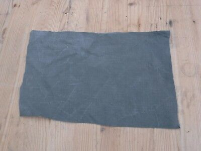 British Army Canvas Tent Repair Patch GENUINE Military 28x17cm - 18x24 12x12 9x9