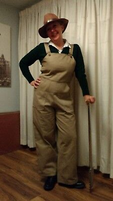 WW2 Women's Land Army Dungarees