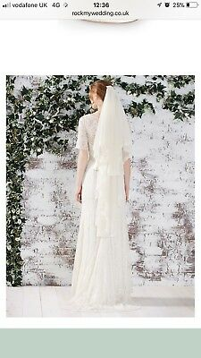 Monsoon Vienna Veil Ivory NWT