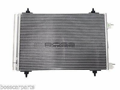 Peugeot  307 Coupe 01.2008 Ac Condenser With Integrated Receiver Drier 5711K8C1S
