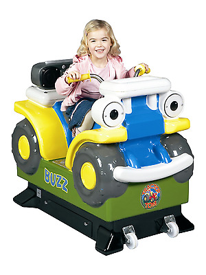 Coin operated Buzz Quad kiddy ride