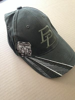 B & L Railroad Adjustable Hat