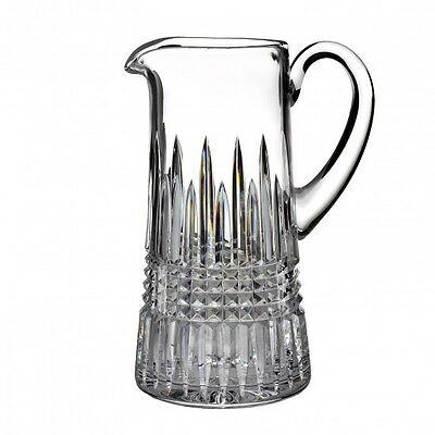 Waterford Crystal Lismore Diamond Pitcher Brand New In Box # 156505