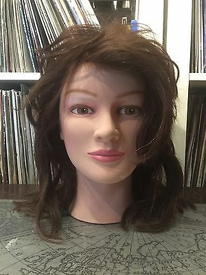 Tigi Cosmetology Mannequin Head - Makeup Artist/stylist Training