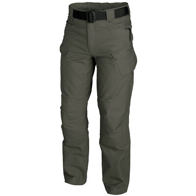 Helikon Tex Urban Tactical Pants UTP Taiga Green RipStop Polizei Security