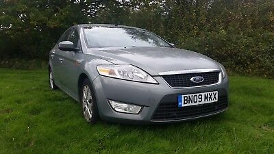 Ford Mondeo Econetic TDCI 125, manual, hatchback, nice car, low mileage