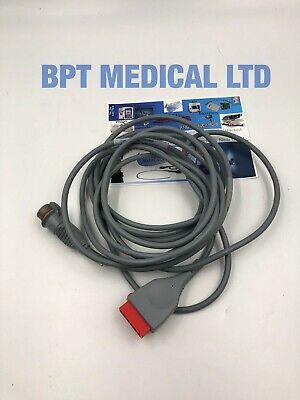 PHILIPS MRx Agilent Heartstream XL M3508A Treatment Cable Shock cable.
