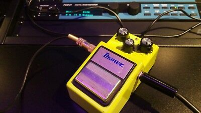 Ibanez Sonic Distortion SD9 Guitar Pedal Vintage