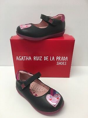 Agatha Ruiz De La Prada Infant Girls Mary Jane Shoes in Navy (171900)