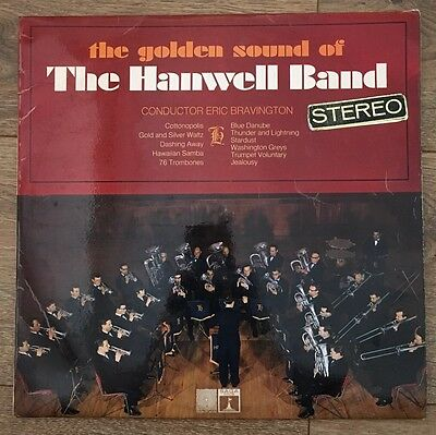 The Hanwell Band- The Golden Sound Of- Vinyl Record